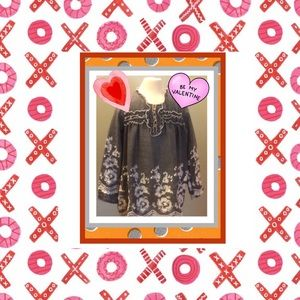ISABELLA & CHLOE Tunic Top - Girls Size 7
